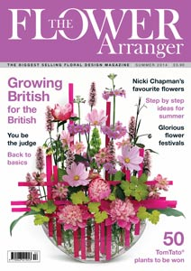 The Flower Arranger Magazine (picture © NAFAS - reproduced by kind permission)