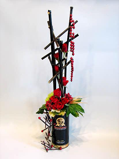 Flower Arranging By Chrissie Harten Design 337