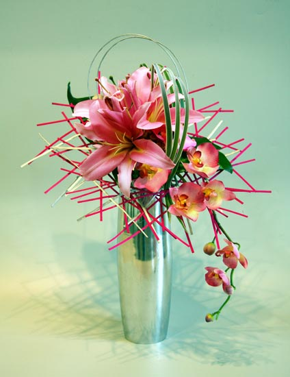 Flower Arranging By Chrissie Harten Design 377
