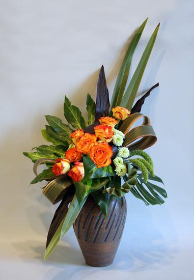 Flower Arranging By Chrissie Harten Design 385